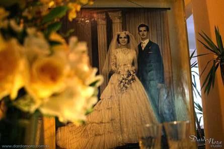 Fotografias e fotógrafos da festa de 50 anos de casamento