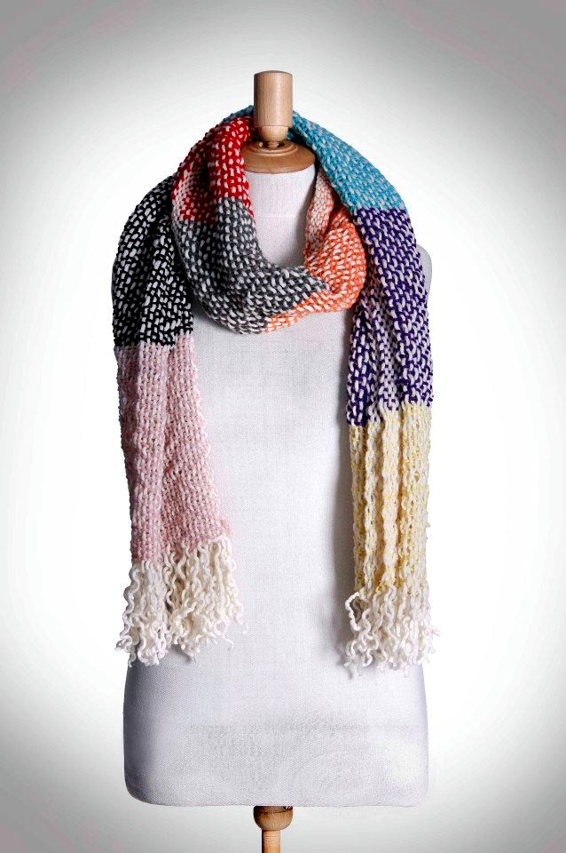 shubinak conscious scarves collection 2012 13 for