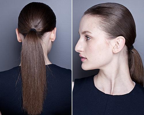 penteados, verão2013, rabo de cavalo