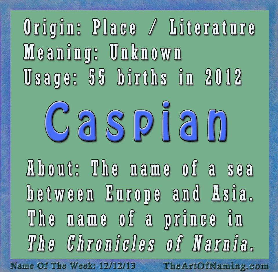 Origin of the name and its meaning