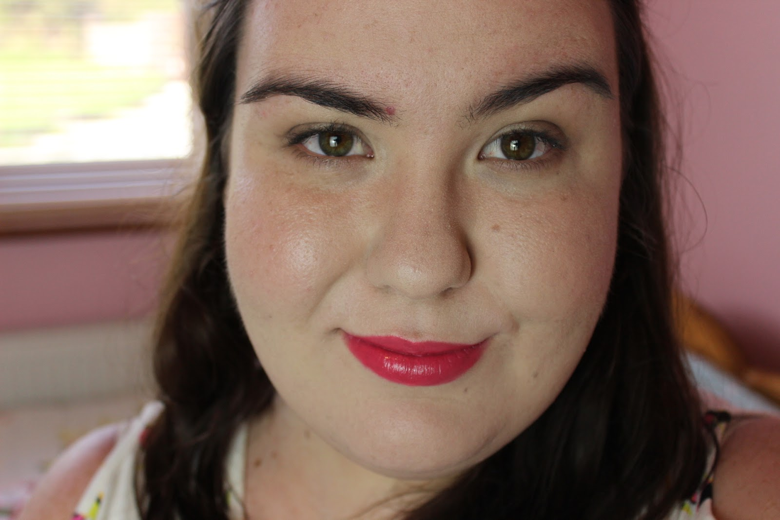 cheap lip stain coral shade