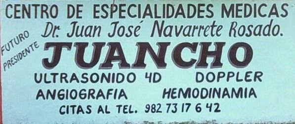 CENTRO DE ESPECIALIDADES MEDICAS JUANCHO