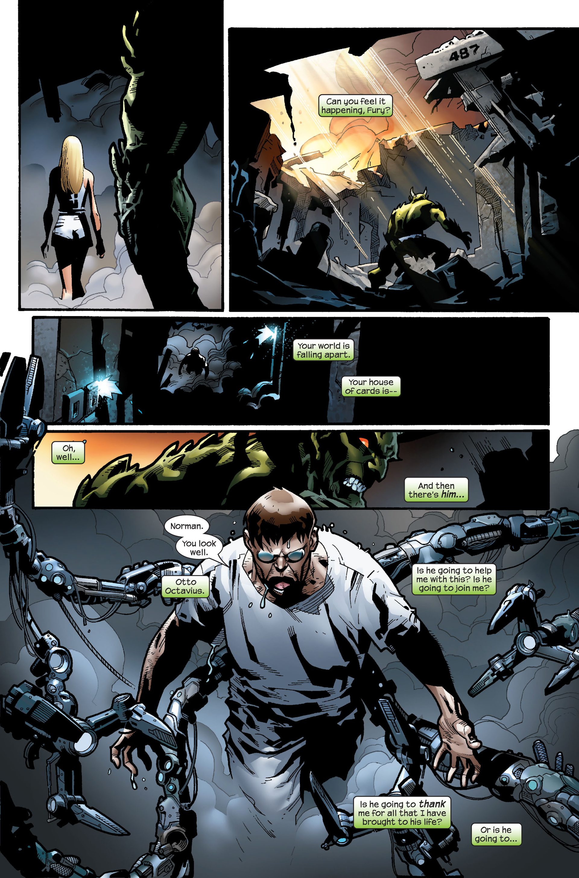 Ultimate Spider-Man (2000) Issue #113 #117 - English 8