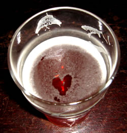 to beer happy valentines day