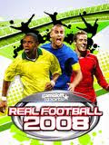 Real football 2008 para Celular