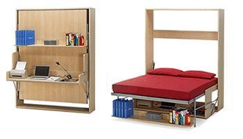 Decoraciones y mas modernas camas plegables en el 2013 - Camas ocultas en muebles ...