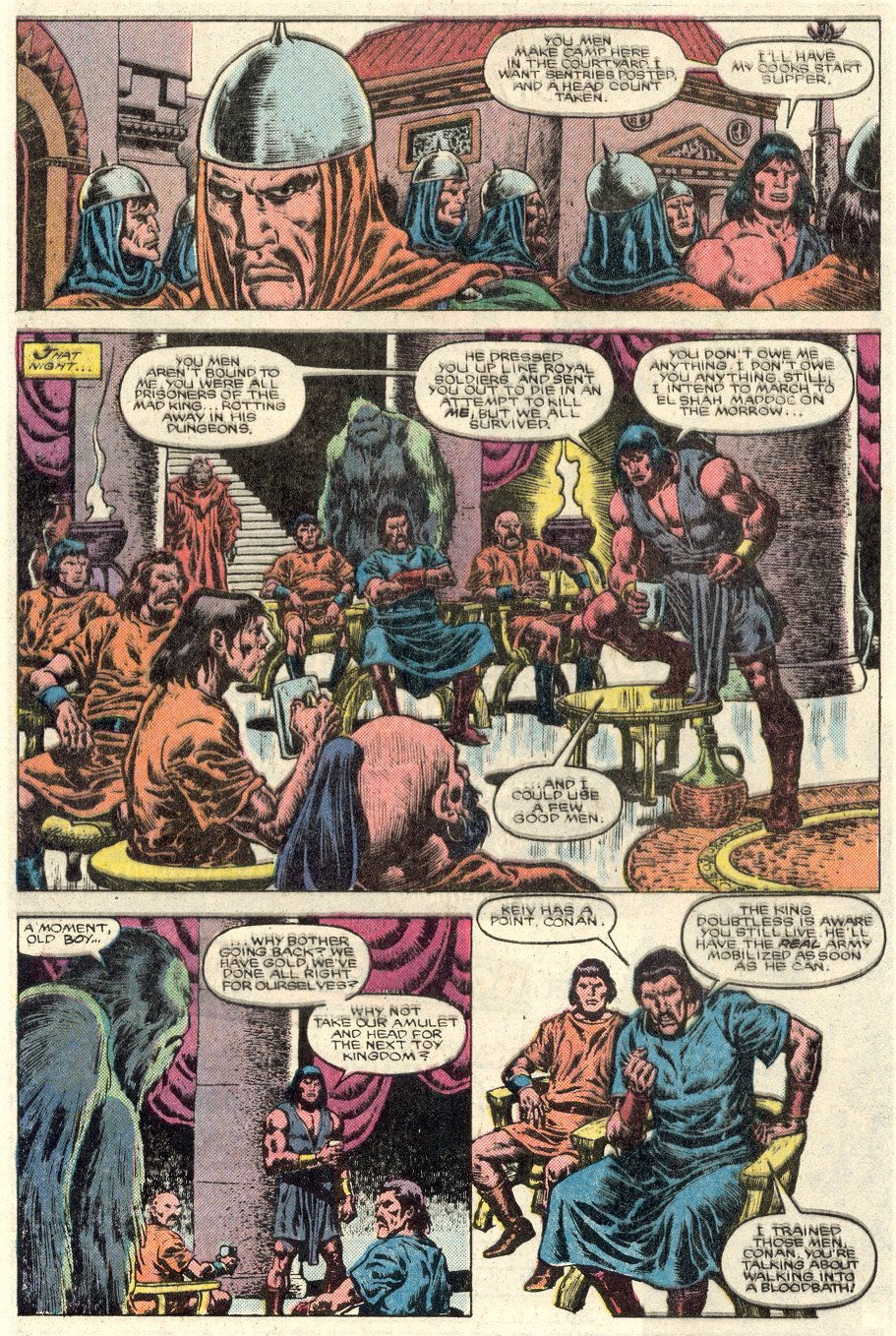Conan the Barbarian (1970) Issue #184 #196 - English 6