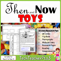 Then and Now: Toys