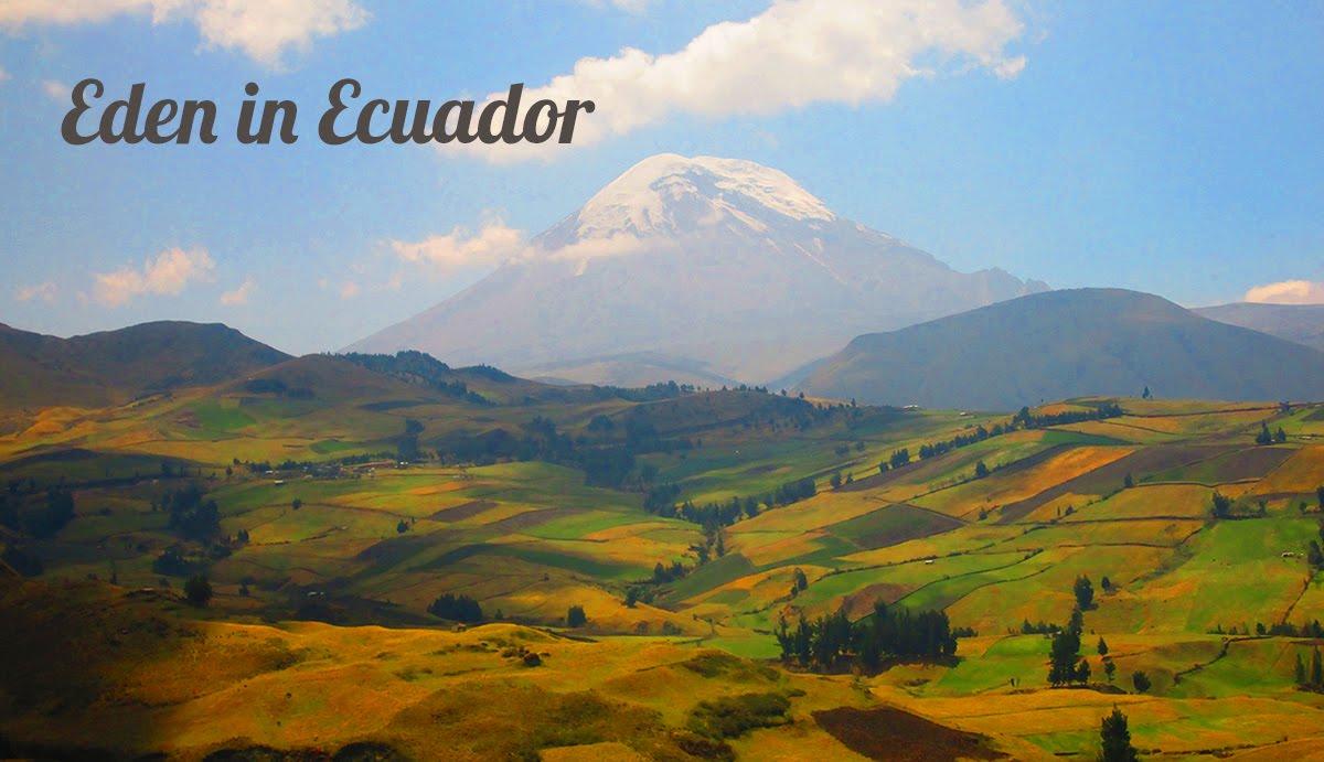 EDEN IN ECUADOR