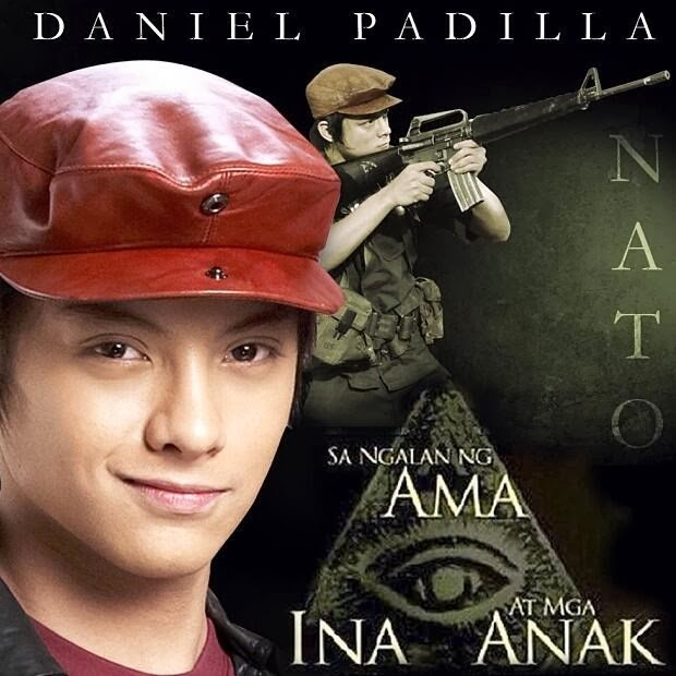 "Daniel Padilla Accident in ""Sa Ngalan ng Ama, Ina at mga Anak"" Set"