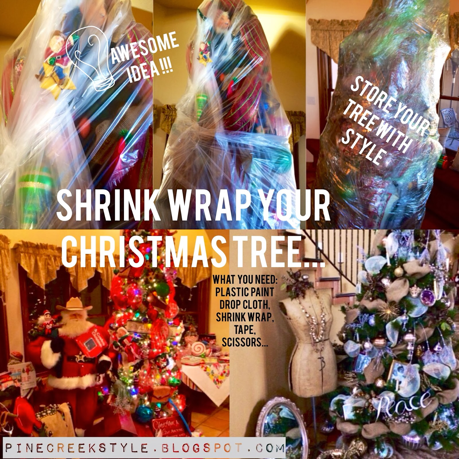 Trendy TreeHouse: Pack'n Up Christmas