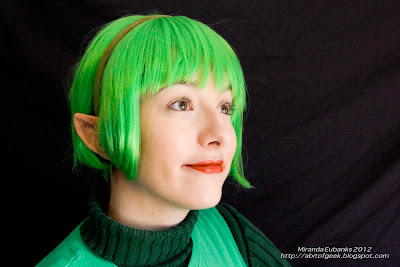 ocarina of time saria cosplay