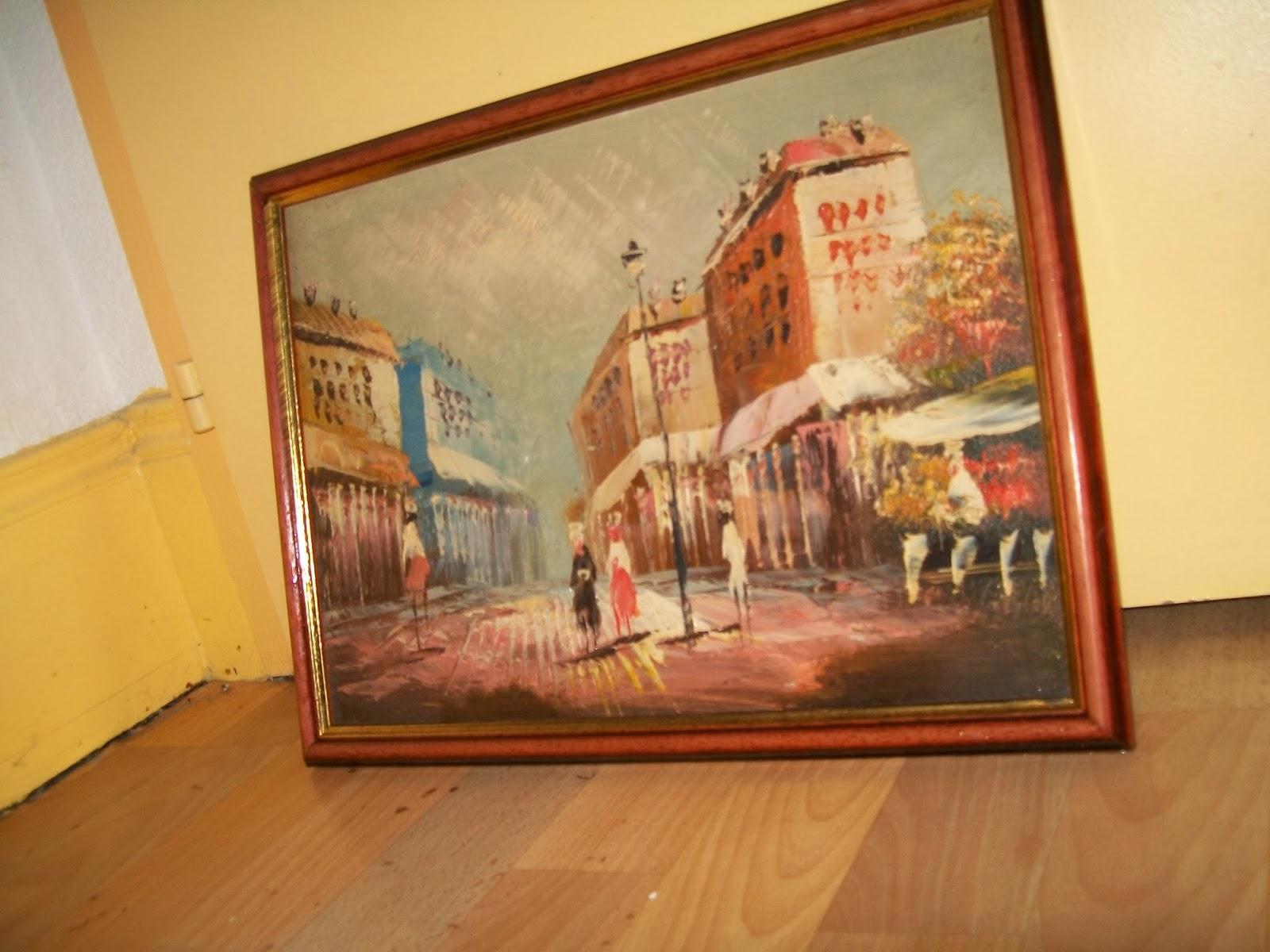 Calogilou le champi tableaux peintures hst tableau - Peintre burnett estimation ...