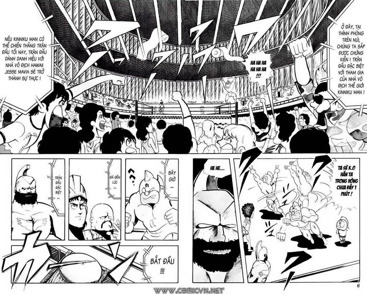 Kinniku Man Chap 54 - Next Chap 55