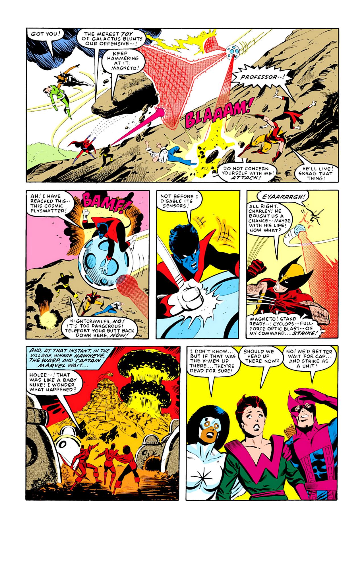 Captain America (1968) Issue #292j #217 - English 5