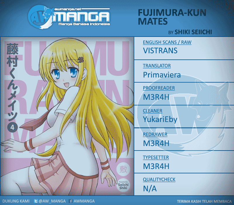 Komik fujimura kun mates 069 - kilas balik 70 Indonesia fujimura kun mates 069 - kilas balik Terbaru 2|Baca Manga Komik Indonesia|Mangacan