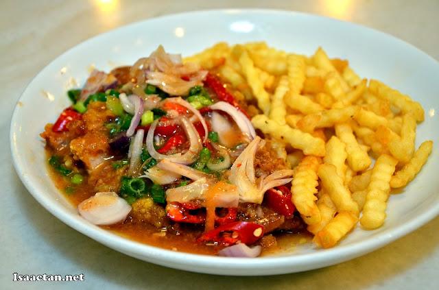 #4 Chicken Chop  - RM11.90