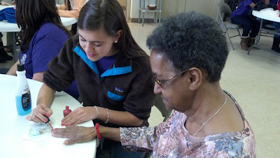 Montgomery Catholic Students Give Back to the Community During Annual Lenten Day of Service 2
