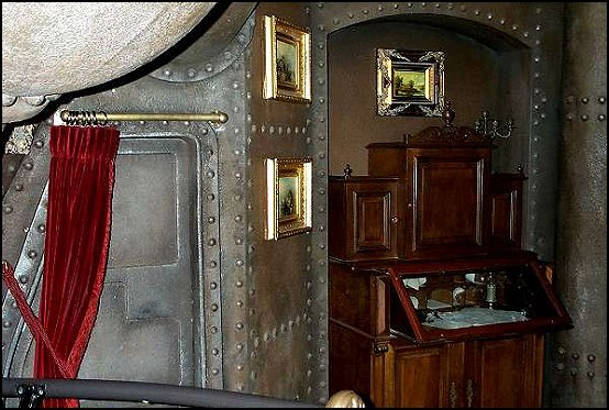 Decorating theme bedrooms maries manor steampunk Steampunk home ideas