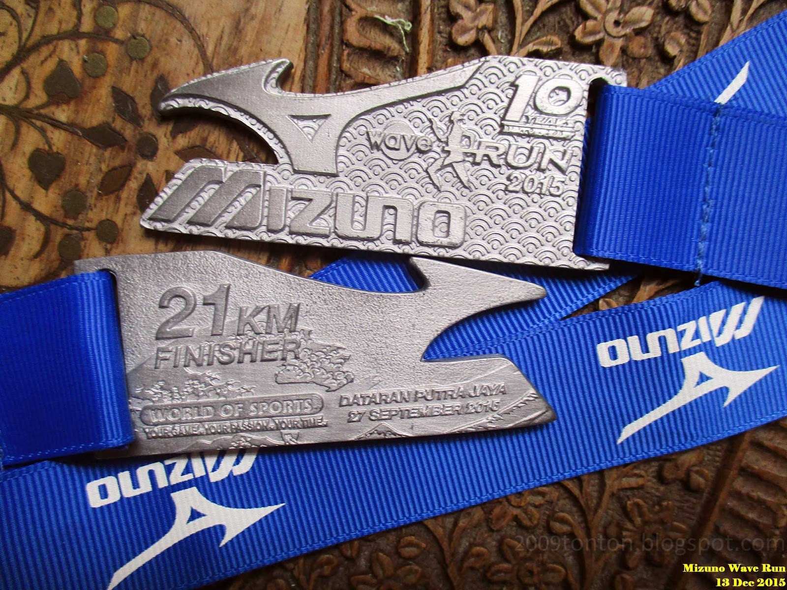 11ced1a07f Penonton  Mizuno Wave Run 2015 - Winners Photos