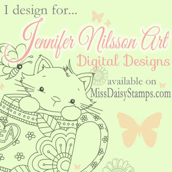 Jennifer Nilsson Art Digital Design DT Member