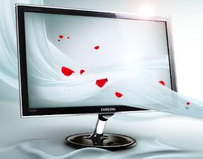 new Samsung PX2370 LED Monitor