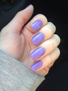 opi do you lilac it swatch