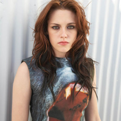 Kristen Stewart  on Kristen Stewart Photo Shoot