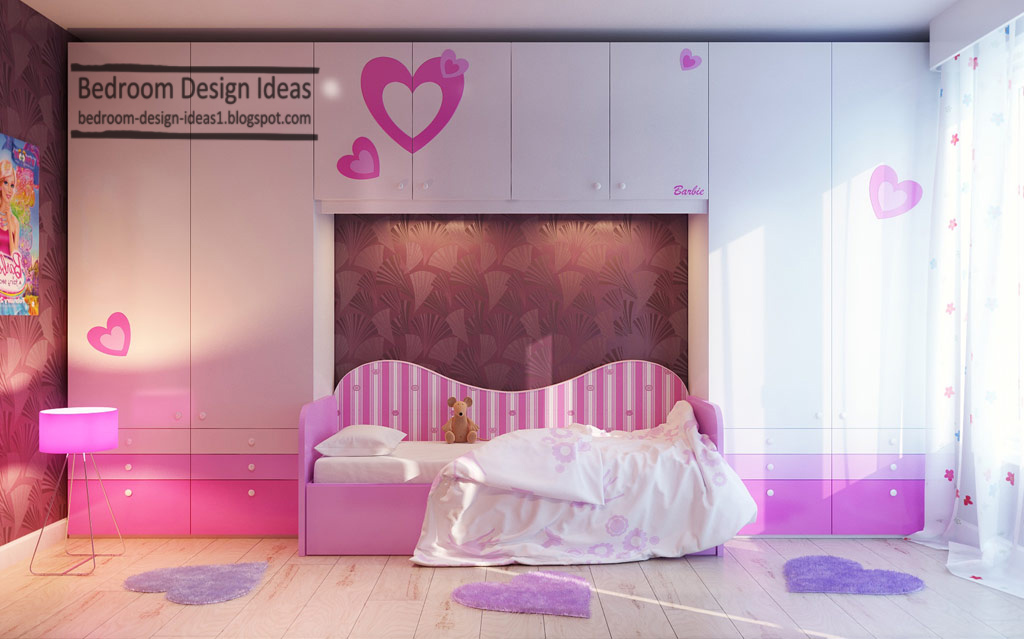 Girls Bedroom Design Ideas Modern Bedroom Furniture Home Design