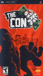 Con, The - PSP - ISO Download