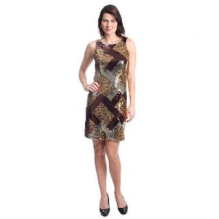 modelo de vestido com brilho - dicas e fotos