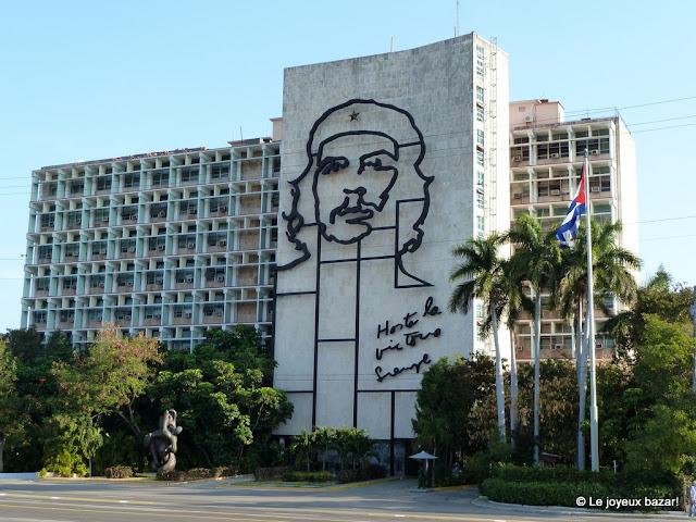 La havane - plaza de la revolucion