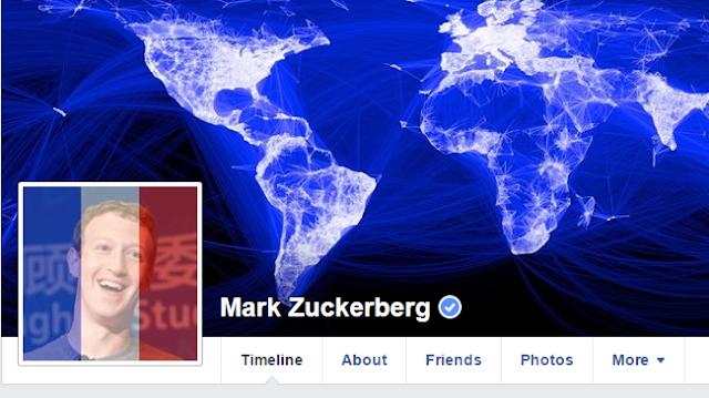 """Mark Zuckerberg diz """"não deixem que uma 'minoria de extremistas' espalhem o medo"""""""