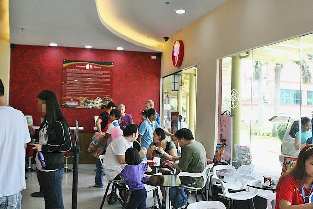 Cold Stone Creamery Philippines