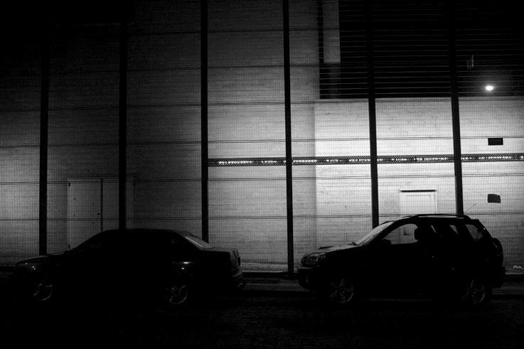 pict, rue pouplin, liège, la nuit, photo dominique houcmant aka goldo graphisme