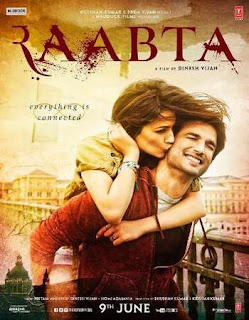 Raabta 2017 Hindi Movie DVDRip [400MB]