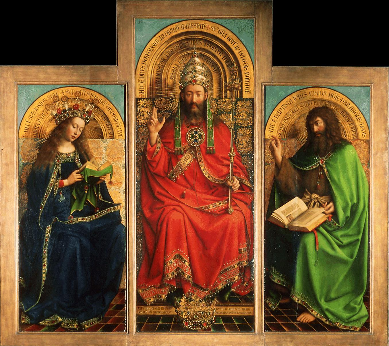 ghent altarpiece In this lesson, you will explore the complex and intricate iconography of the ghent altarpiece, one of the most enigmatic masterpieces of art from.