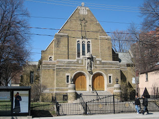 News from Torontos First Public Anglican Use Mass
