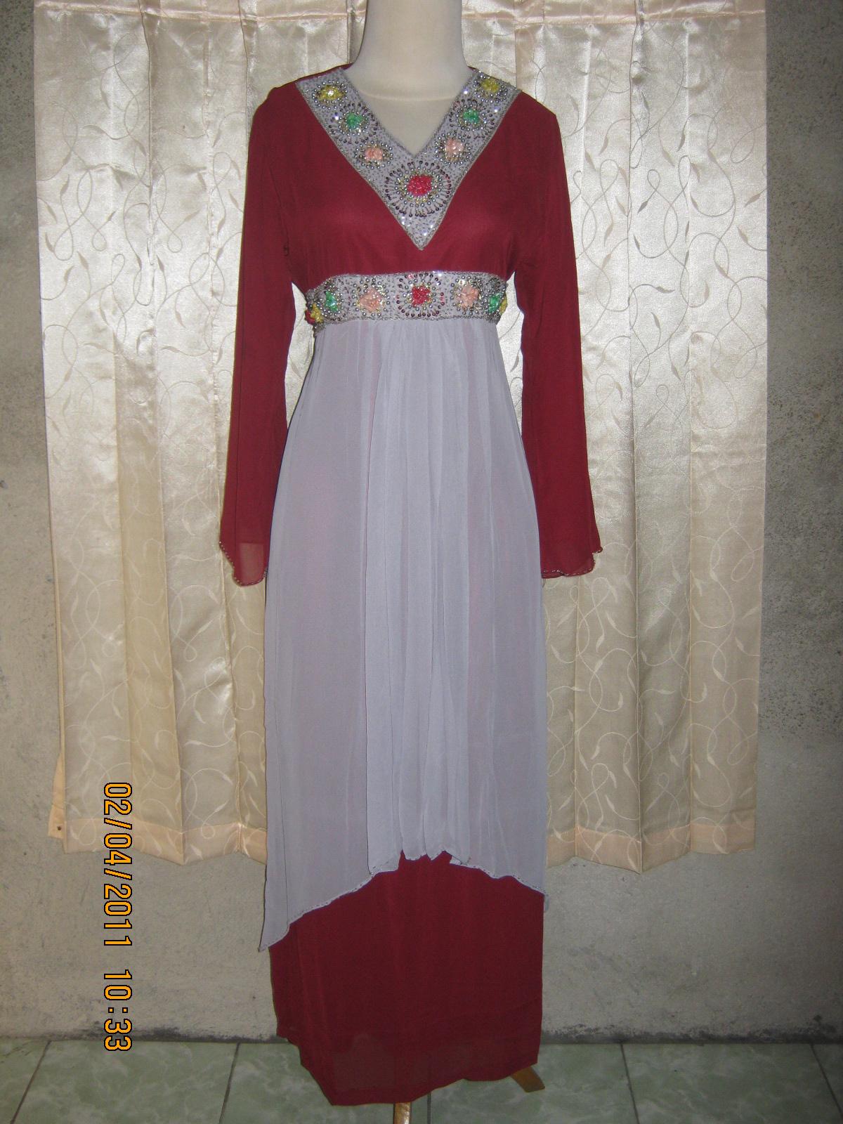 Baju Muslim Murah Meriah