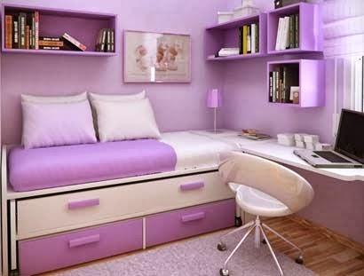 Tempat tidur multi fungsi