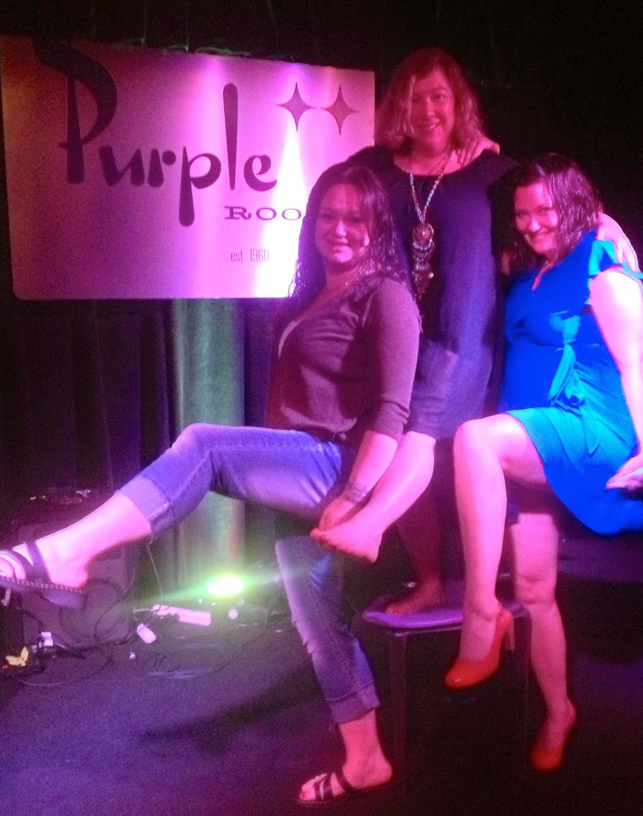 Purple Room Palm Springs