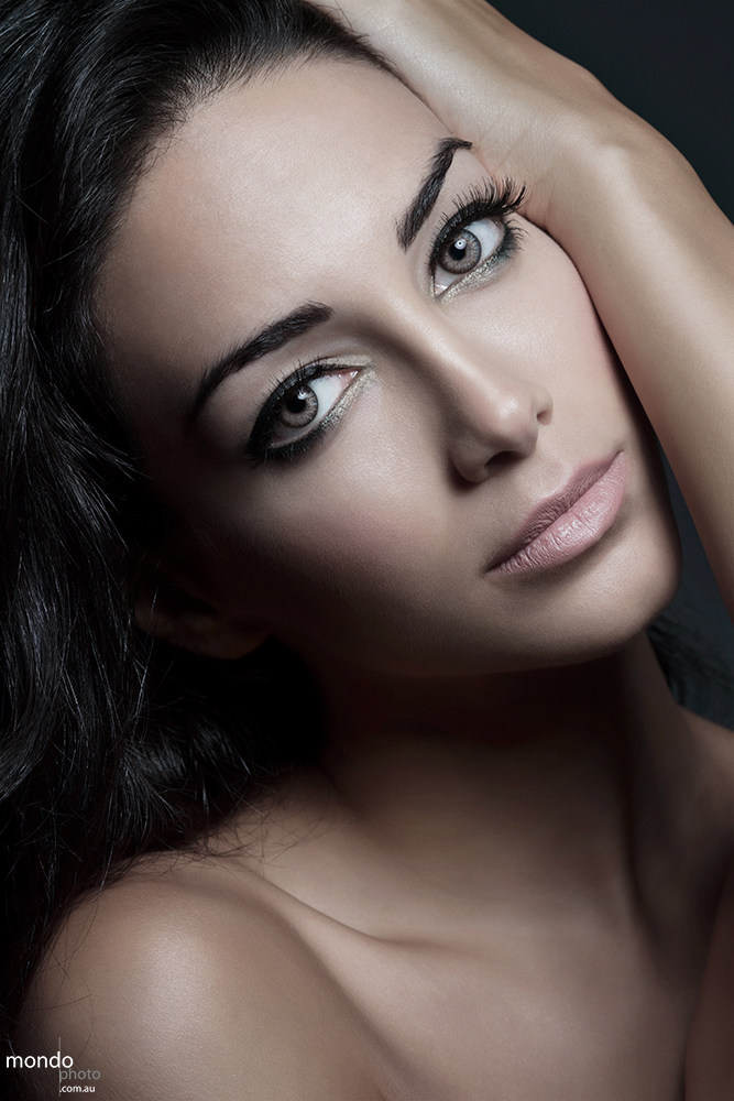 Miss World Australia 2012 Jessica Kahawaty