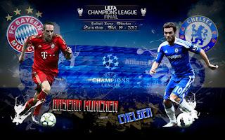 Bayern Munich Vs Chelsea – Final Liga de Campeones 2012