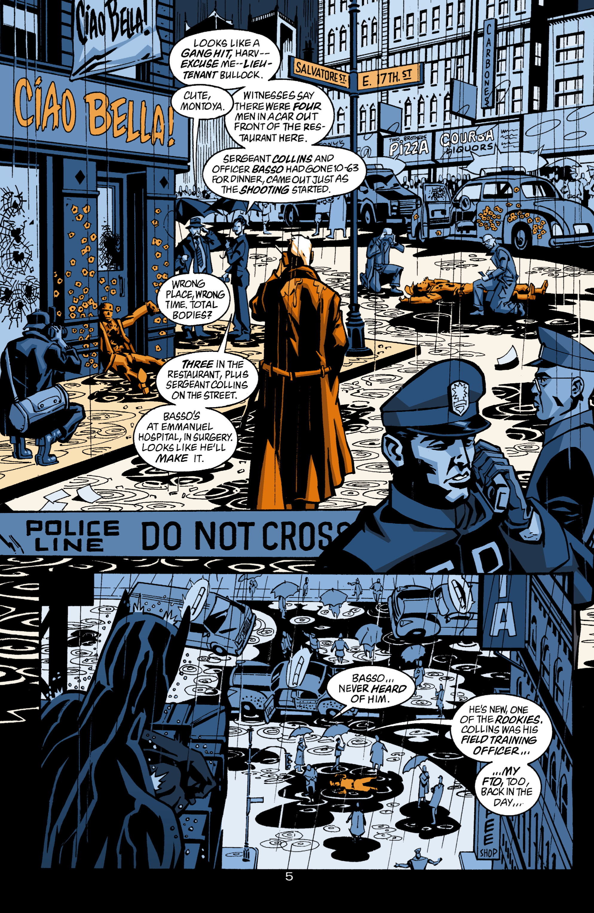 Detective Comics (1937) Issue #742 Page 6