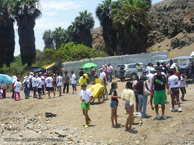 Foto de Playa Centinela en Huaura