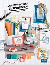 Der aktuelle Stampin'Up! Katalog