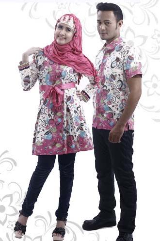 baju muslim modern model baju batik muslim couple
