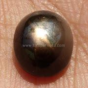 Batu Permata Black Sapphire - SP875