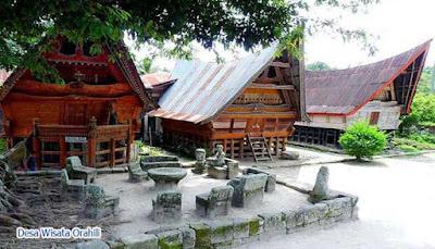Desa Wisata Orahili