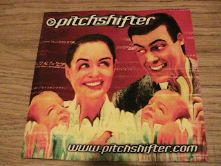 Pitchshifter are a British five-piece electronic-metal band from Nottingham, United Kingdom formed in 1989. The band was started by bassist and vocalist Mark Clayden, lead guitarist and programmer Joh